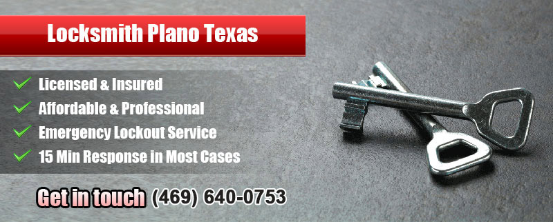 Locksmith Plano Texas Banner