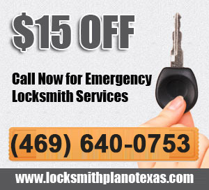 Locksmith Plano Texas Coupon